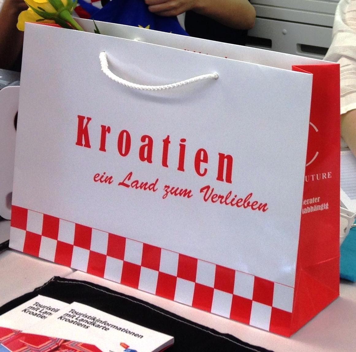 Bonner Europatag 2015: Die Deutsch-Kroatische Gesellschaft ist dabei